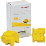 Xerox 108R00992 Yellow Ink Stick, Standard Yield 2/Pack