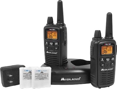 Midland(r) Two Way Radios; LXT600VP3, Up to 26 Mile Range