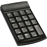 Unitech Numberic KeyPad K19U; Black, 19 Key