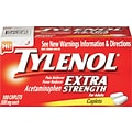 Tylenol Extra Strengh Pain Relief, 100/Box