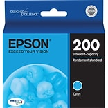Epson 200 Cyan Ink Cartridge (T200220-S)