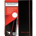 Black N Red™ 8-1/2x11 Legal Notebook