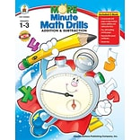 More Minute Math Drills Gr.s 1 - 3