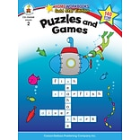 Puzzles and Games Resource Book Gr. 2