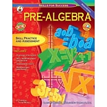 Pre-Algebra Resource Book Middle School