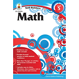 Carson-Dellosa Math Resource Book; Grade 5