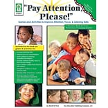 Key Education Pay Attention, Please!? Resource Book