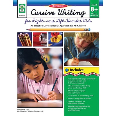 Key Education Cursive Writing for Right & Left Handed Kids Resource Book