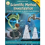 Mark Twain Scientific Method Investigation Resource Book