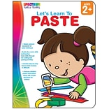 Spectrum Lets Learn to Paste Workbook