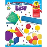 Guided Math Made Easy Resource Book Gr. 1
