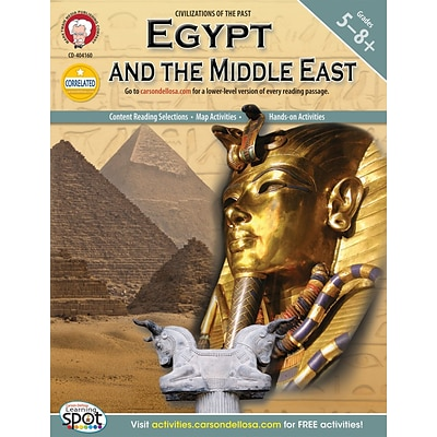 Mark Twain Egypt and the Middle East Resource Book