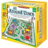 Key Education All Around Town Board Game