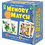 Photo First Games: Memory Match Card Game