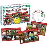Sounds on the Farm Board Game