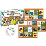 Listening Lotto Rhyming Pictures Board Game