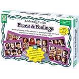 Key Education Faces and Feelings Board Game
