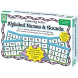 Alphabet Names and Sounds Board Game