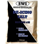 Scotwood Industries Rock Salt Ice Melt, Melts to 25 Degrees, 50 lb. Bags, 17 Pallets, Special Delivery Requirements See Below