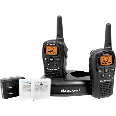 Midland® Two-Way Radios, LXT500VP3, Up to 24-Mile Range