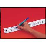 Student Number Lines Non-Adhesive Back Tape