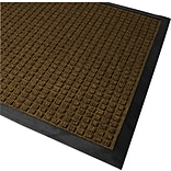 Guardian Mats WaterGuard Wiper Scraper Indoor Mat, Brown, 3 x 5