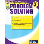 Step-by-Step Problem Solving Gr. 3