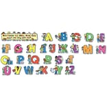 Alphabet Kids Bulletin Board Set