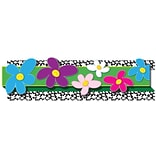Carson-Dellosa Flowers Borders, All Grades
