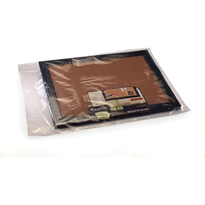 5W x 9L Lay Flat Poly Bag, 2.0 Mil, 1000/Carton (412)
