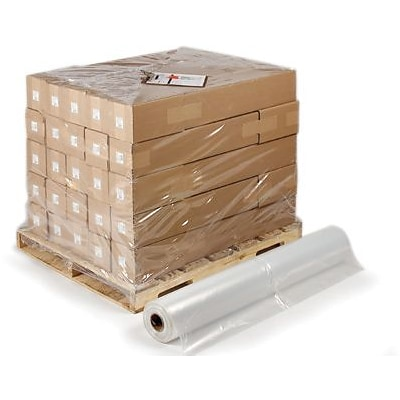 Pallet Size Shrink Bags on Rolls, 50x44x57