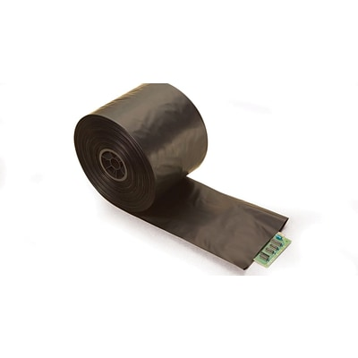 24 x 750 Static Control Poly Tubing on a Roll, 4 mil, Clear