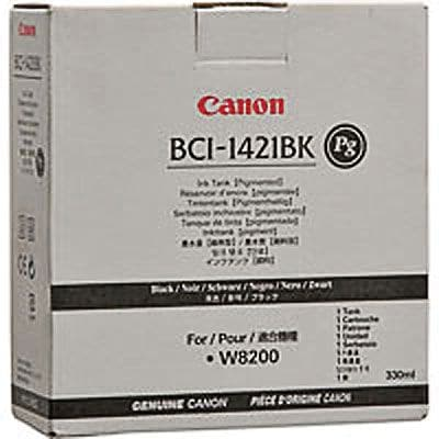 Canon BCI-1421BK-PG Black Ink Cartridge (8367A001)