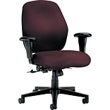 HON® Wine Mid-Back Task Chair