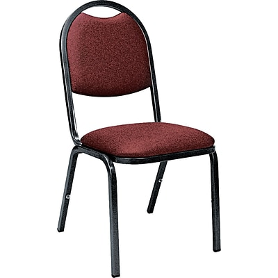 VIRCO® 8917 Series Fabric Upholstered Stack Chair