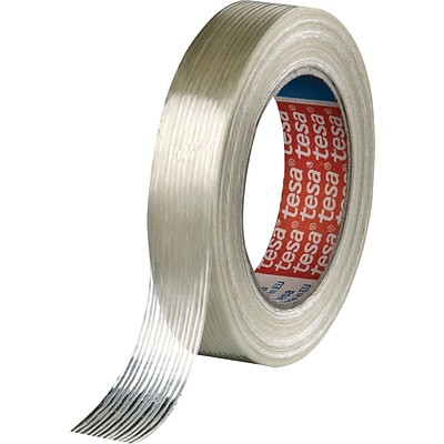 Tesa® Economy Grade Filament Strapping Tapes; 0.75 in X 60 yd