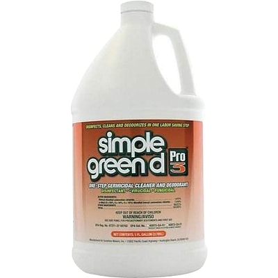 Simple Green d Pro-3® Cleaner, 1 Gallon