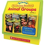 Scholastic Science Animal Groups Education