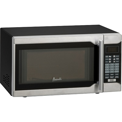 Avanti® .7 CU. FT. Microwave, Stainless Steel