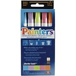 Elmers/X-Acto Painters Opaque Paint Markers, Sherbet Swirl, 5/Pack