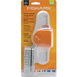 Fiskars Interchangeable Border Punch Starter Set, Daisy Chain