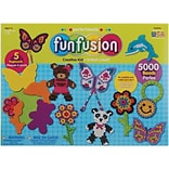 Perler Fun Fusion Fuse Bead Value Activity Kit, Creative Kid