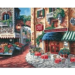 Dimensions Paint By Number Kit, 20 x 16, Taste Of Italy
