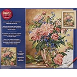 Dimensions Paint By Number Kit, 16 x 20, Peony Floral