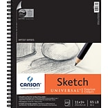 Canson® 11x14 Universal Sketch Book