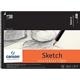 Canson®18x24 Universal Sketchbook