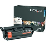 Lexmark™ Black Toner Cartridge; X654X21A, Extra High Yield