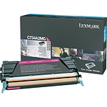 Lexmark™ Magenta Toner Cartridge; C734A2MG
