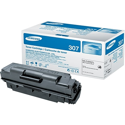Samsung® 307 (MLTD307L) Black High-Yield Laser Toner Cartridge