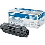 Samsung® Black Toner Cartridge; MLTD307S, Standard